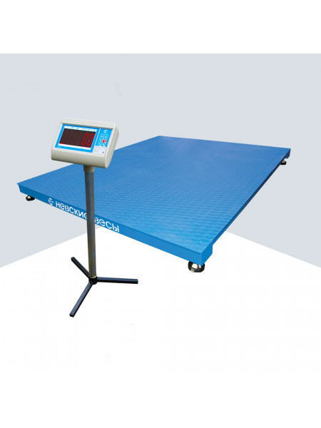Весы платформенные ВСП4-1000.2А9 3000x2000