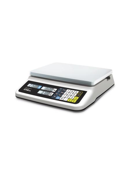 Весы торговые CAS PR-15B (LCD, II)
