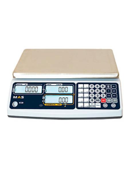 Торговые весы MR1-15