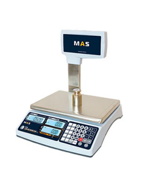 Торговые весы MR1-6P
