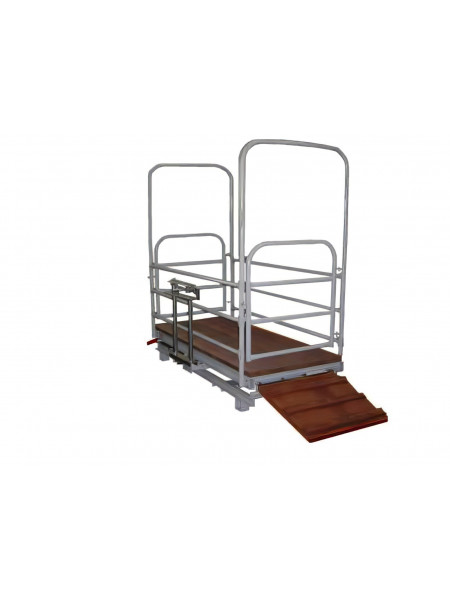 Весы для взвешивания скота (для КРС) ВТ 8908-1000Сх
